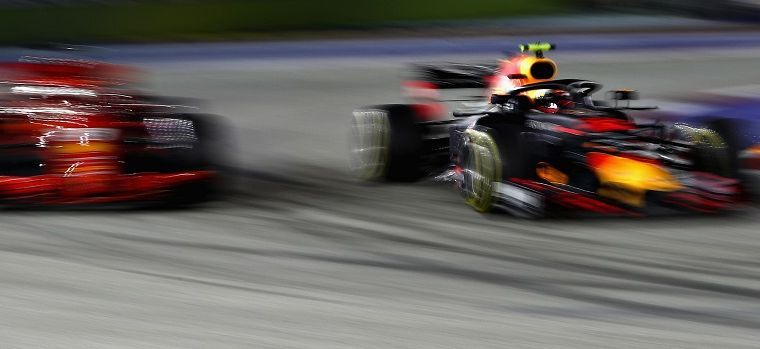 Verstappen: ''Coureurs laten Vettel er gewoon langs''