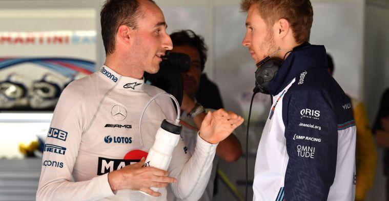 Claire Williams: komst Kubica zou 'fantastisch' zijn