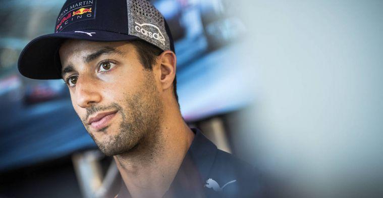 Red Bull block Ricciardo from testing with Renault post-season