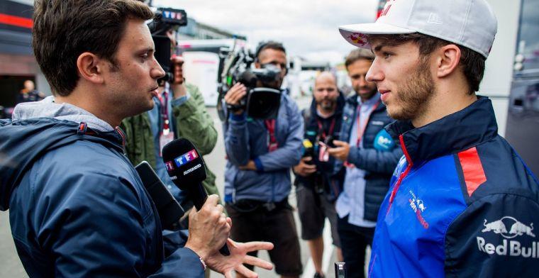 Toro Rosso gaat in Mexico testen met nieuwe voorvleugel