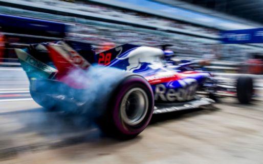 Afbeelding: Wie o wie gaat het tweede zitje bij Toro Rosso innemen?