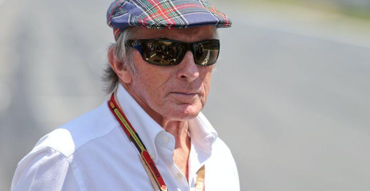 Jackie Stewart: Hamilton zal over een tijdje het 'burnoutsyndroom' hebben