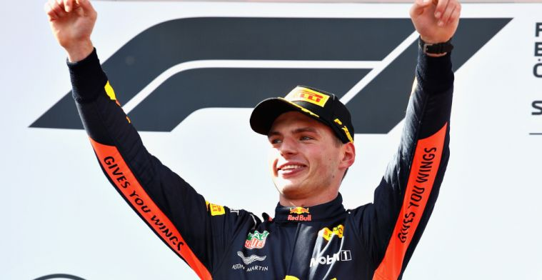 Max Verstappen calls early season criticism big bullsh*t