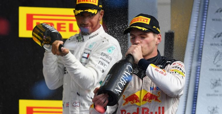 Power rankings na GP Amerika: Verstappen op 2, Hamilton 1