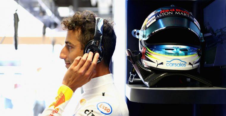 Ricciardo heeft vertrouwen in Renault: De 2019-bolide is een geheel nieuwe wagen