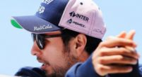 Image: Perez tired of F1 being split into two categories