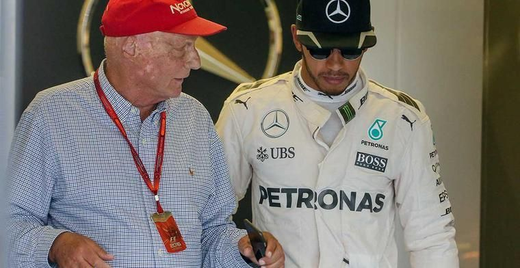 Three times world champion of Formula 1 was discharged from the hospital