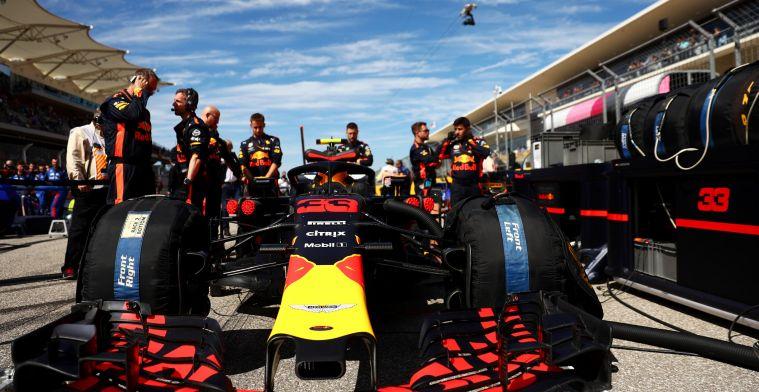 Red Bull bevestigt kopiëren vloer van Ferrari
