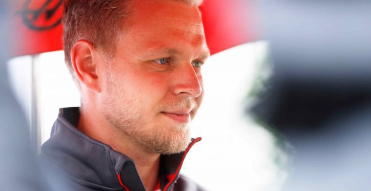 Magnussen over brandstofregels: We rijden net als oma's