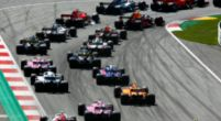 Image: Confirmed: The starting grid for the Mexican Grand Prix