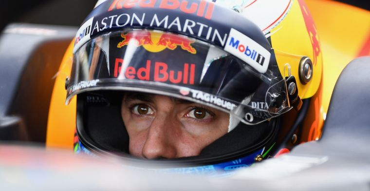 'No point' in finishing the 2018 F1 season - Daniel Ricciardo