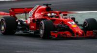 Image: Ferrari first to use brand new 1400-hole brake discs in Mexico