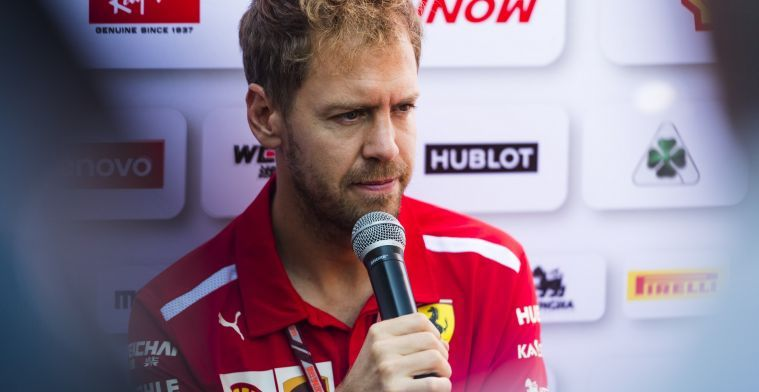 Vettel: 2018 my most difficult year in F1
