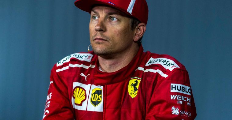 Raikkonen: I had never seen an F1 race until my first test with Sauber!