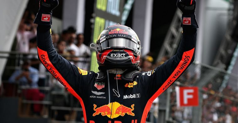 Any driver could win in Hamilton's car - Verstappen