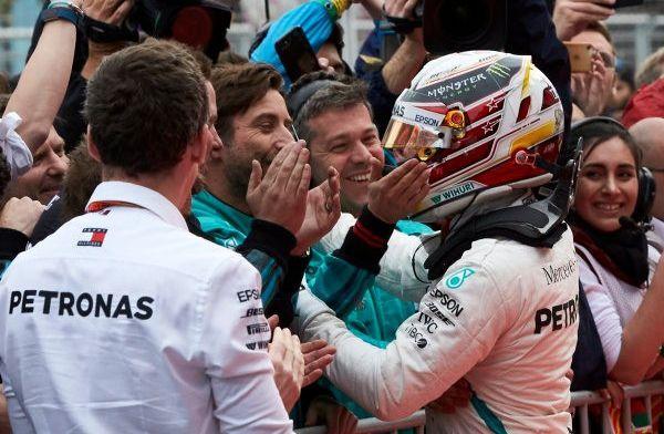 Paddy Lowe: Rosberg winning title motivated Hamilton