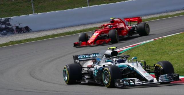 Ferrari's dominance in 2018 was not true according to Sebastian Vettel