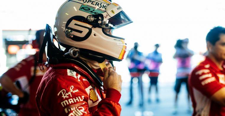 Vettel doesn't rule out eventual Le Mans participation