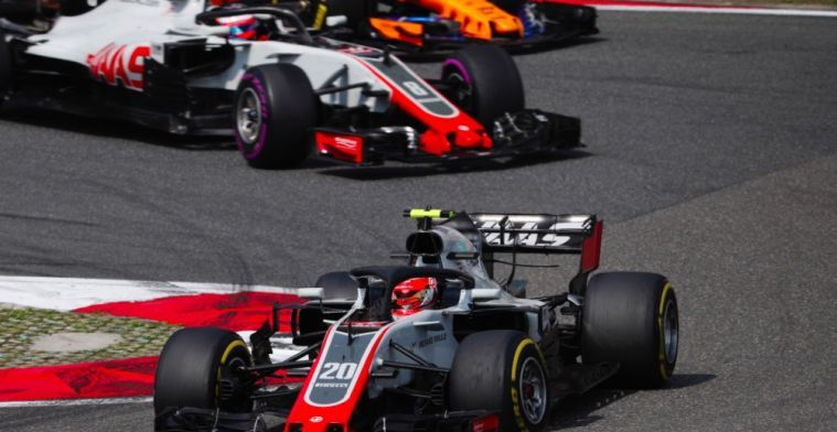 Haas still aiming for midfield battle with Renault