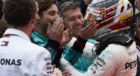 """Afbeelding: Lewis Hamilton: """"Ik heb altijd geloofd in het team, de jongens en mijzelf"""""""