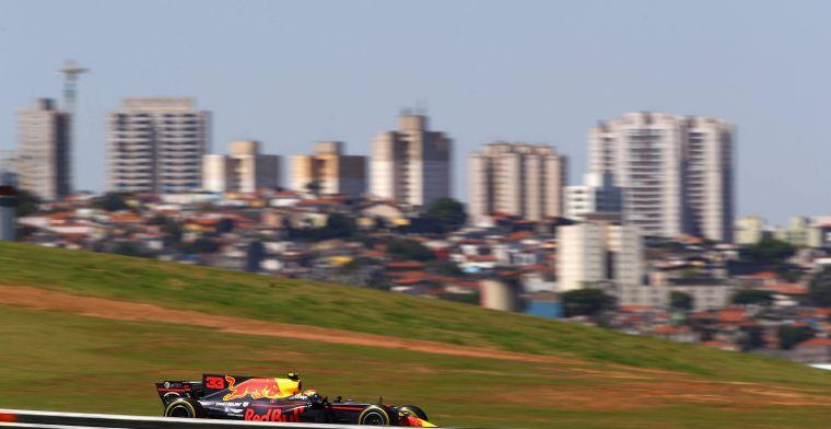 Tijdschema: de Grand Prix van Brazilië