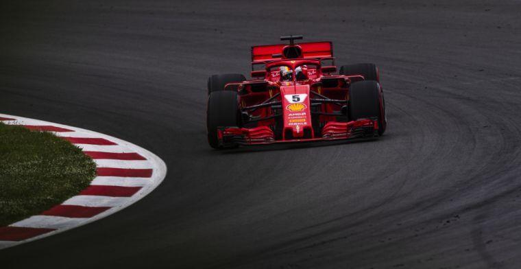 Van de Grint: Er is wederom onrust bij Ferrari