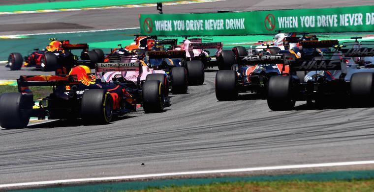 Voorbeschouwing: Grand Prix van Brazilië 2018