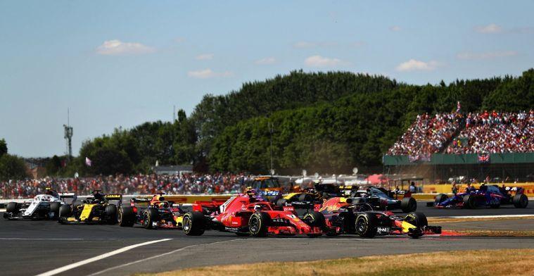 F1 overweegt meerdere opties voor Silverstone