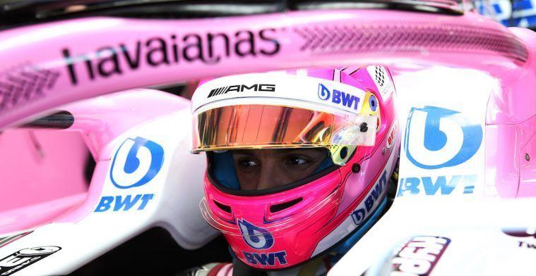Esteban Ocon heeft aanbod buiten de F1 afgewezen