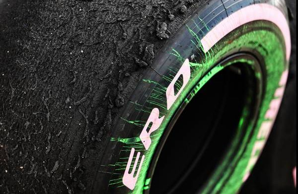 Drivers to discuss tyre problems in Brazil