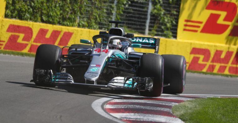 Hoe Mercedes dit weekend de titel kan winnen
