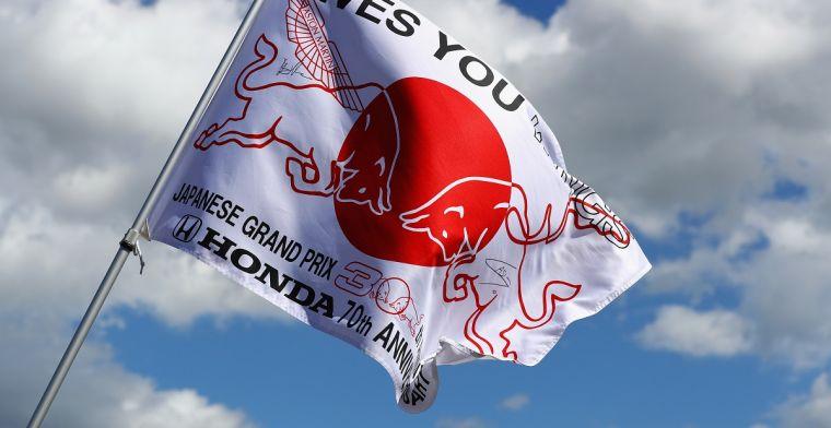 Nakajima: Honda gaat enorm profiteren van de samenwerking met Red Bull