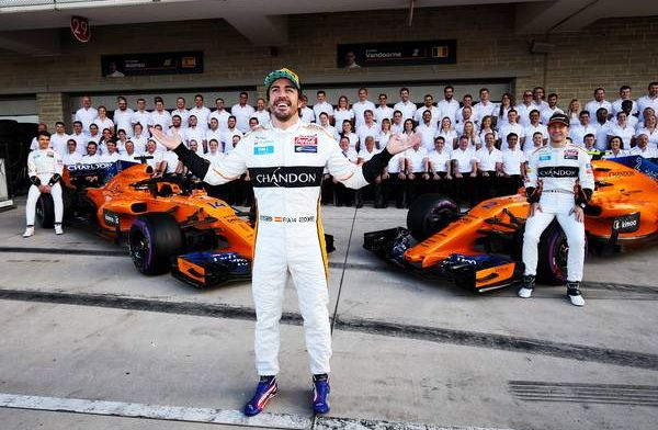 Alonso: McLaren will be in a much better position in 2019