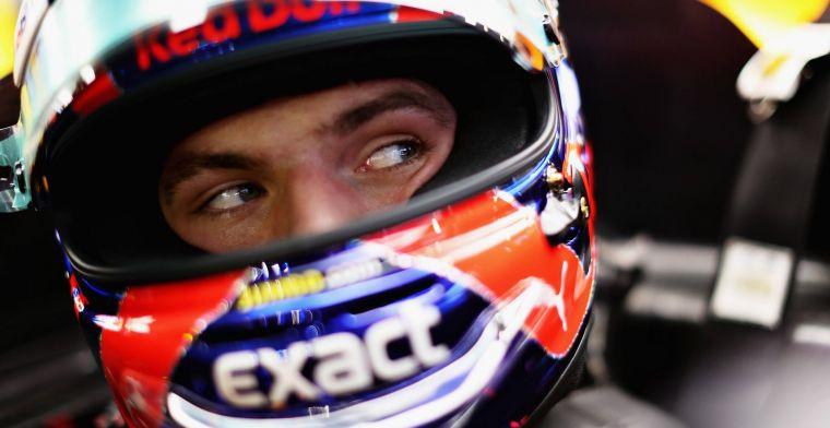 Max Verstappen: We rijden met Honda volgend jaar vaker vooraan dan nu