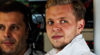 Image: Magnussen: Tyre problems from Mexico a struggle for Haas