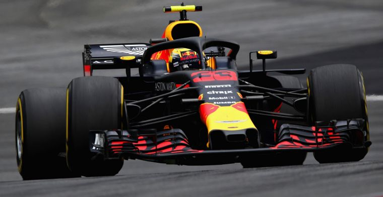 Max Verstappen: Mazzel dat we in Mexico de finish haalden