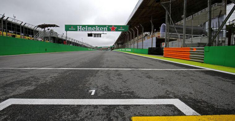LIVE: Volg Max Verstappen tijdens VT1 Grand Prix van Brazilië