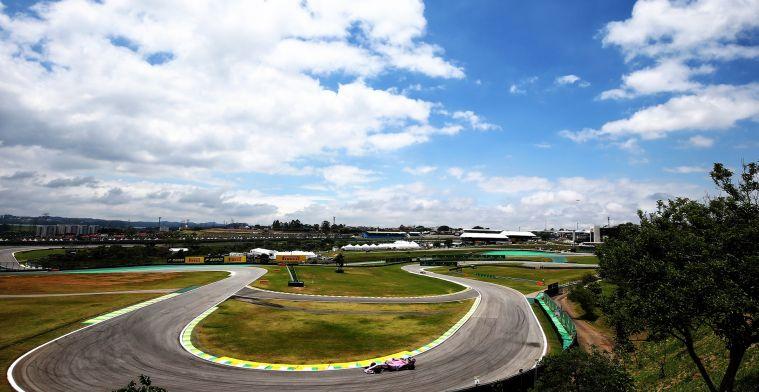Samenvatting Vrije Training 2 van de Grand Prix van Brazilië