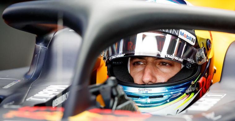 Daniel Ricciardo: Pole position ver weg, maar de race pace is prima