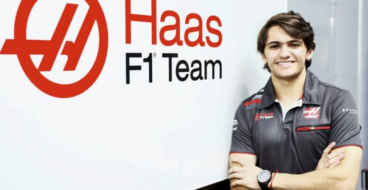 Haas stelt kleinzoon van Emerson Fittipaldi aan als testcoureur in 2019