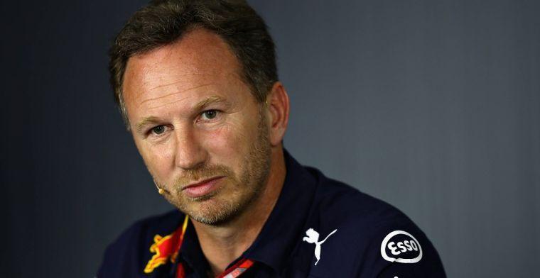 Horner: Nieuwe turbo Daniel Ricciardo gevolg van DNF in Mexico