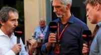 Afbeelding: Hill: ''De actie van Verstappen leek op een jonge Ayrton Senna''