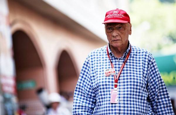 Lauda determined to make it to Abu Dhabi