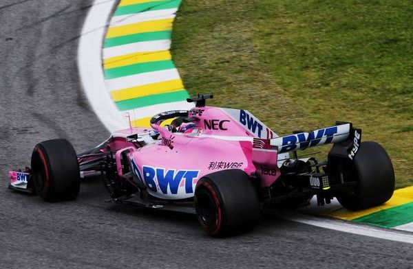 Perez thinks investment will take Force India to next level