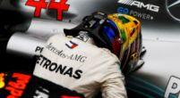 Afbeelding: Indrukwekkende jacht van Hamilton op Schumacher