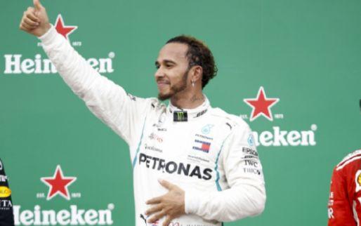 Afbeelding: Lewis Hamilton: 'Plan is om van Mercedes het succesvolste merk ooit te maken'
