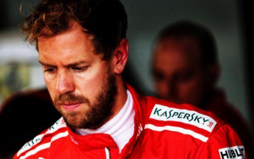 """Afbeelding: Plooij: """"Vettel heeft privéshit"""""""