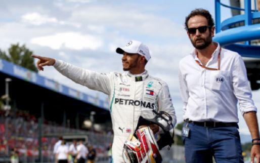"""Afbeelding: Mercedes: """"Lewis Hamilton is een perfecte coureur"""""""