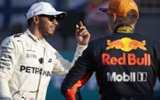 """Afbeelding: Brawn: """"Hamilton gaf alles om de Nederlander van zich af te houden"""""""