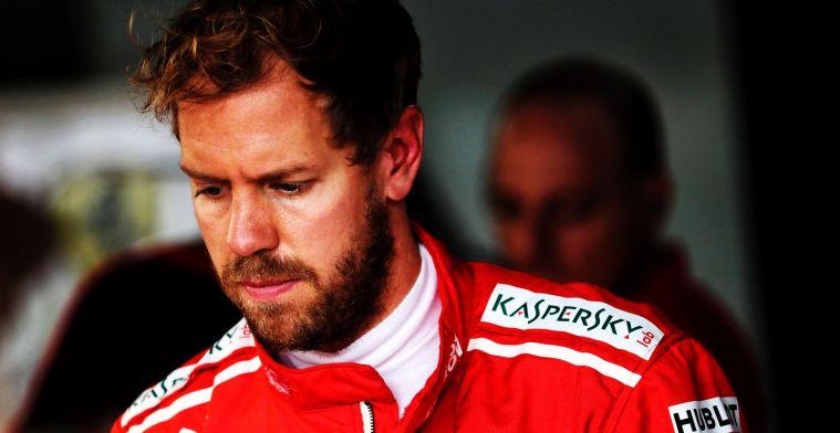 """Plooij: """"Vettel heeft privéshit"""""""